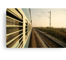 Eastbound  Canvas Print