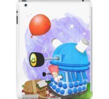Doctor Who babies - inspired by Daleks iPad Case/Skin