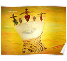 The Grail Of Holiness Poster