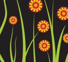 The flowers Sticker