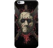 Jason — Tools of trade iPhone Case/Skin