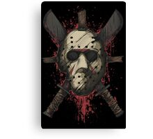Jason — Tools of trade Canvas Print