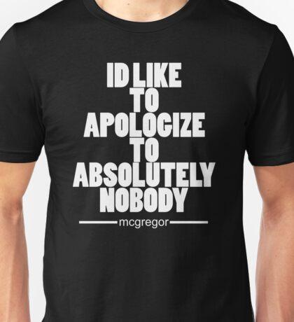 conormcgregor Unisex T-Shirt