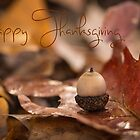 Happy Thanksgiving by Lynn Gedeon
