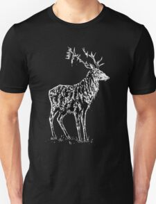 Stag and crown T-Shirt