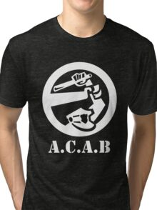 All Cops Are Bastards Tri-blend T-Shirt