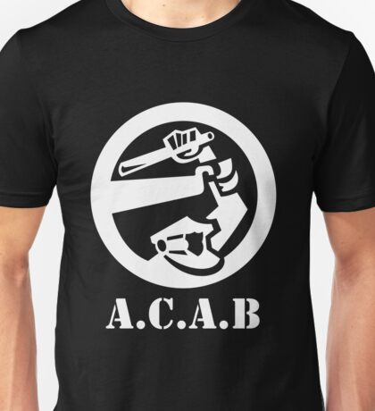 All Cops Are Bastards Unisex T-Shirt