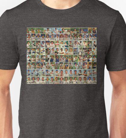 Baseball Card Dreams - 1952 Unisex T-Shirt