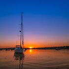 Southerly Sunset #2 by manateevoyager
