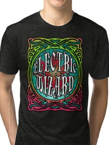STONER DOOM ELECTRIC WIZARD Tri-blend T-Shirt