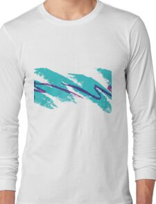 Aesthetic Vector Water  Long Sleeve T-Shirt