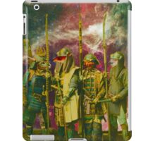 Samurai Space Guardians. iPad Case/Skin