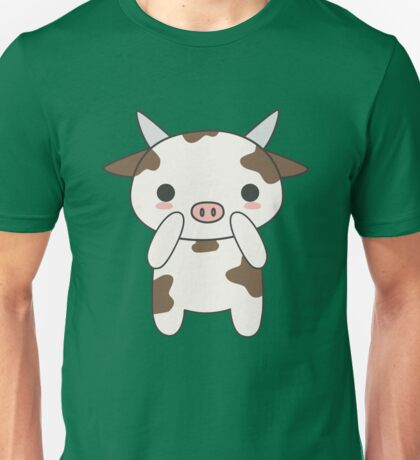Cute & Kawaii Cow Unisex T-Shirt