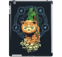 DARK CUTENESS iPad Case/Skin