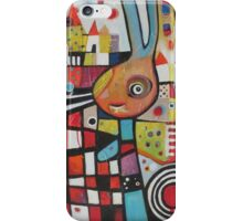 Down the Rabbit Hole  iPhone Case/Skin