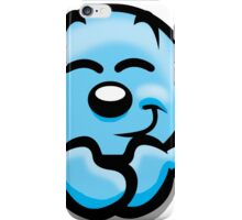 HeinyR- Blue Mouse iPhone Case/Skin