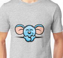 HeinyR- Blue Mouse Unisex T-Shirt