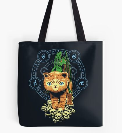 DARK CUTENESS Tote Bag