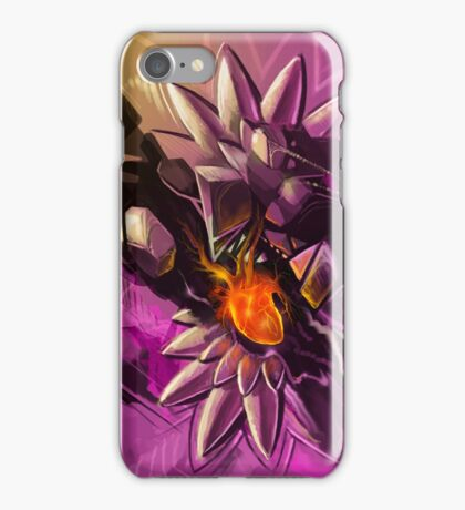 Heart of the Lotus iPhone Case/Skin