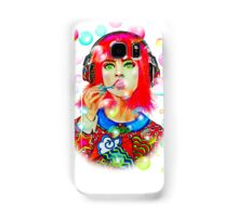 Psychedelic Bubbles Samsung Galaxy Case/Skin