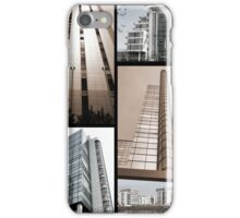 High Rise Cardiff iPhone Case/Skin