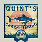 Quint's Shark Fishing by Bowie DS