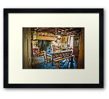 Farmhouse Kitchen Framed Print