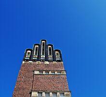 Hochzeitsturm (wedding tower) by heinrich