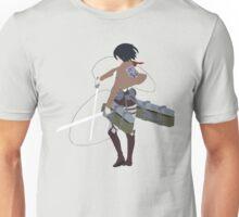 Mikasa Anime Manga Shirt Unisex T-Shirt