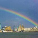 LIVERPOOL SKY LINE AND RAINBOW by gothgirl