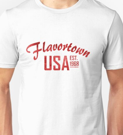 Flavortown Unisex T-Shirt