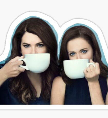 gilmore girls  Sticker