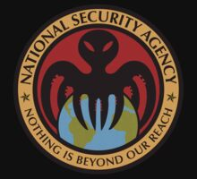 The spectre of the NSA (color) by Devil Olive