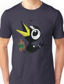 Drinky Crow! DOOK DOOK DOOK! Unisex T-Shirt
