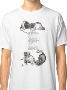 Ode To A Rat Classic T-Shirt