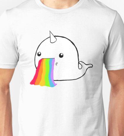 Narwhal Goes Bleh Unisex T-Shirt