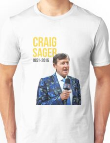 Rest In Peace Craig Sager Unisex T-Shirt