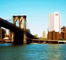 From a Brooklyn Point of View by Benedikt Amrhein