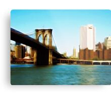 From a Brooklyn Point of View Metal Print