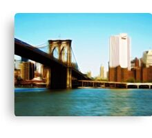 From a Brooklyn Point of View Canvas Print