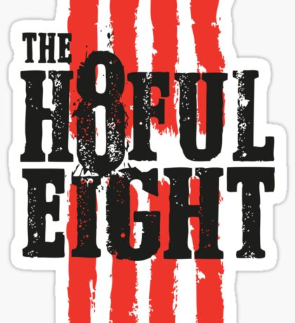 The 8ful eight Sticker