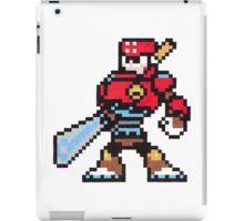 sword man iPad Case/Skin