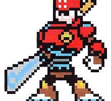 sword man by waltermelon