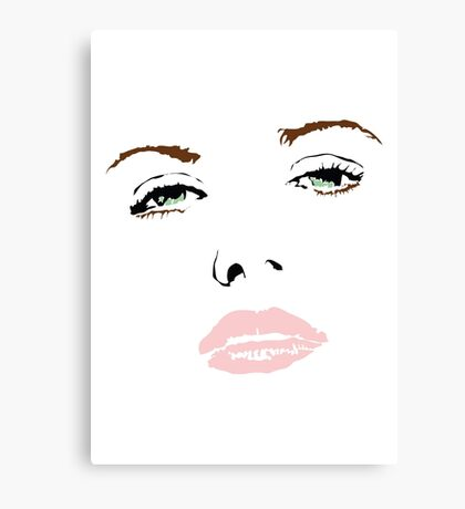 Something or Other Canvas Print