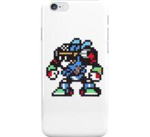 turbo man iPhone Case/Skin