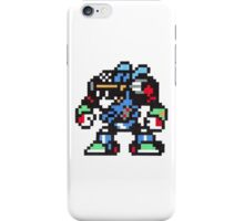turbo man iPhone Case/Skin
