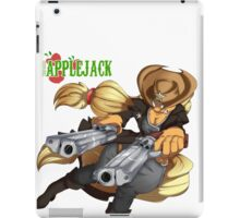 Sheriff Applejack iPad Case/Skin