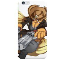 Sheriff Applejack iPhone Case/Skin