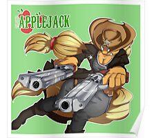 Sheriff Applejack Poster