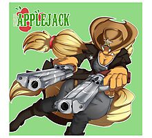 Sheriff Applejack Photographic Print